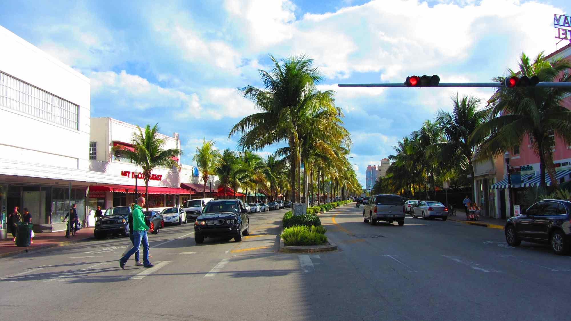 Miami z Vídně – 12 453 Kč