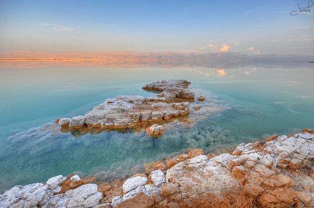 Zápisky z cest: 4 vody za 4 dny ve Svaté zemi