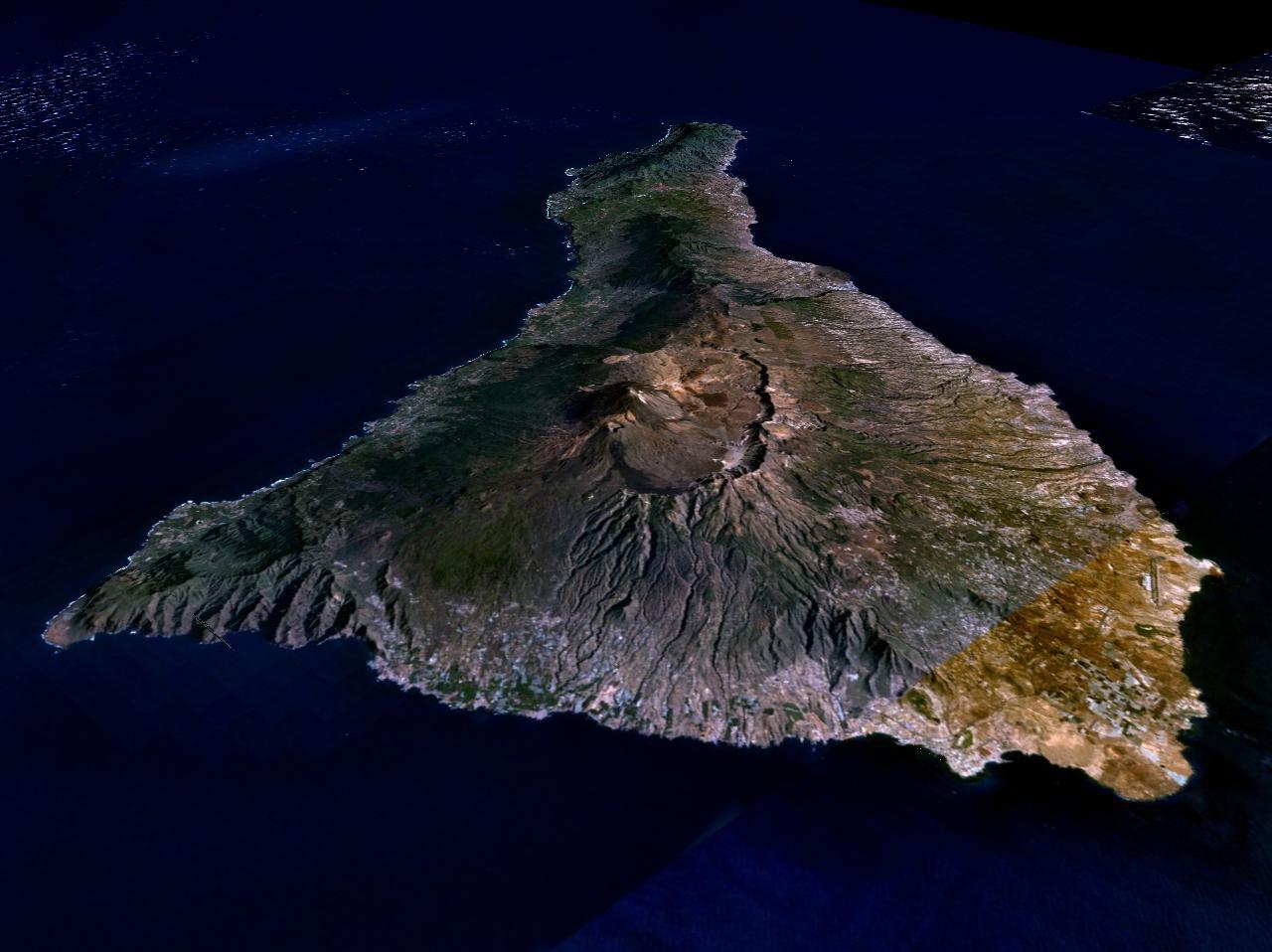 Kanárské ostrovy – Tenerife – Ryanair – 3 544 Kč