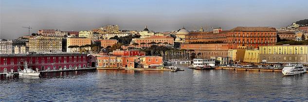 Neapol v létě, odlet z Prahy, za 1 558 Kč