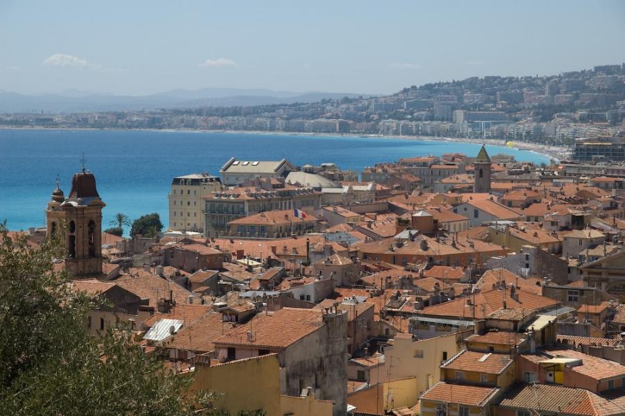 Azurové pobřeží – Nice – Austrian – 2845 Kč
