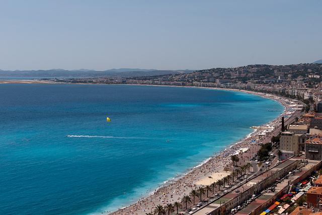 Azurové pobřeží – Nice – 2 950 Kč, o letních prázdninách