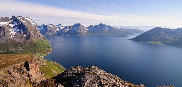 Norsko v létě – 514 Kč