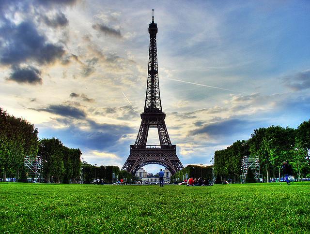 Na jaře či v létě do Paříže, odlet z Prahy, 2 597 Kč