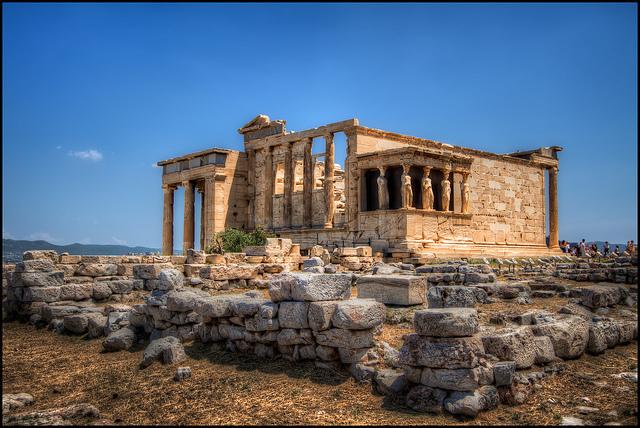 Řecko – Athény v červnu – 2081 Kč