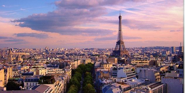 Paříž na víkend