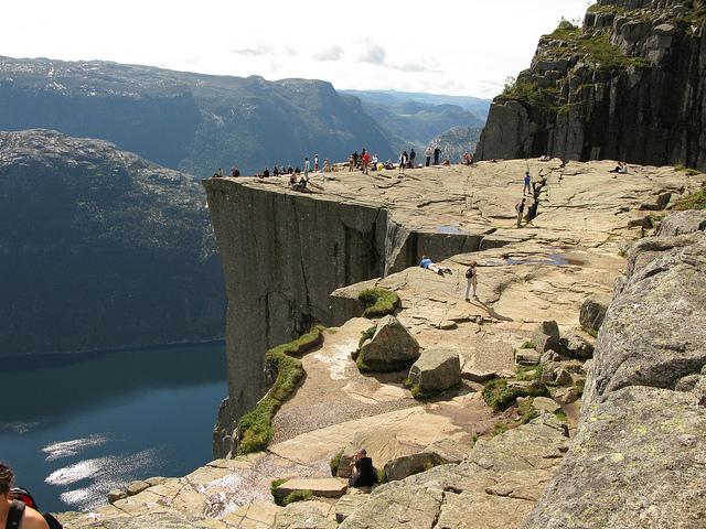 Letní Stavanger a Preikestolen od 509 Kč