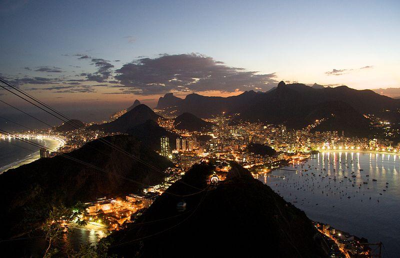 Brazílie (Sao Paulo, Rio), Peru (Lima) – Iberia – 5401 Kč