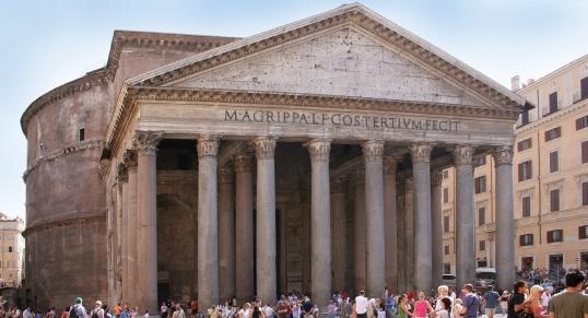 Letní prázdniny: Řím – Easyjet – 1749 Kč