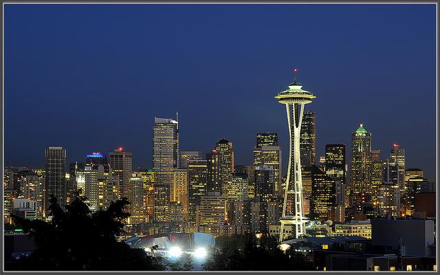 Západ USA  v létě – Seattle – 8 636 Kč