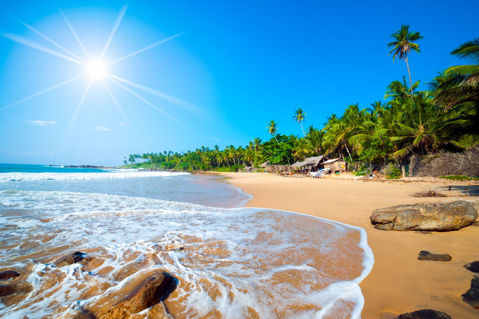 Malajsie, Srí Lanka, Thajsko ještě o prázdninách