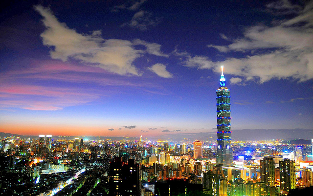 Vánoce či Silvestr na Tchaj wanu za 12816 Kč