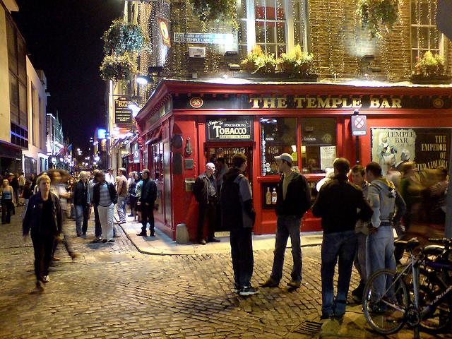 Dublin – 2008 Kč, z Prahy