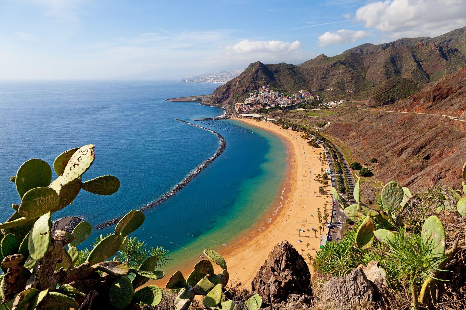 Kanárské ostrovy – Tenerife – 1621 Kč