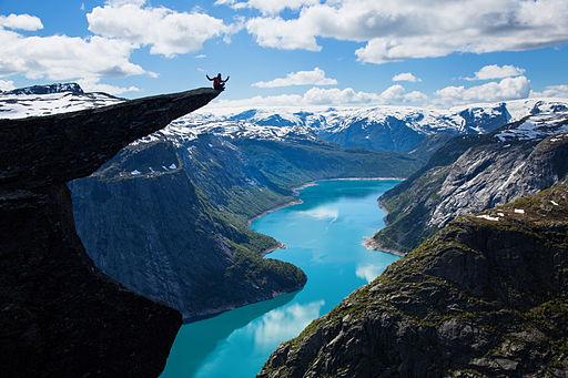 Norsko – Oslo – 516 Kč, v létě
