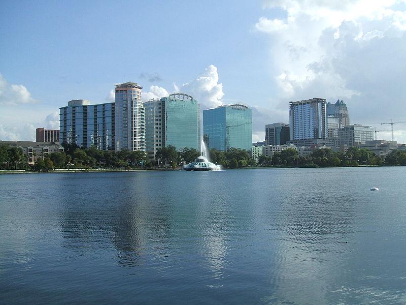 Orlando – Florida – Flybe/Virgin Atlantic – 8 812 Kč