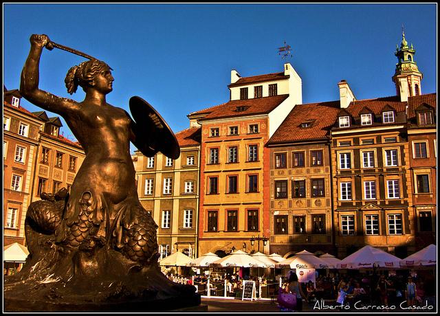 Varšava – 329 Kč – Odlet z Wroclavi