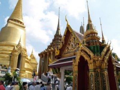 Thajsko – Bangkok – Etihad – 12 694 Kč