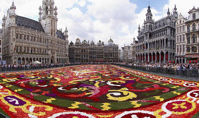 Brusel Charleroi – Ryanair – 1530 Kč