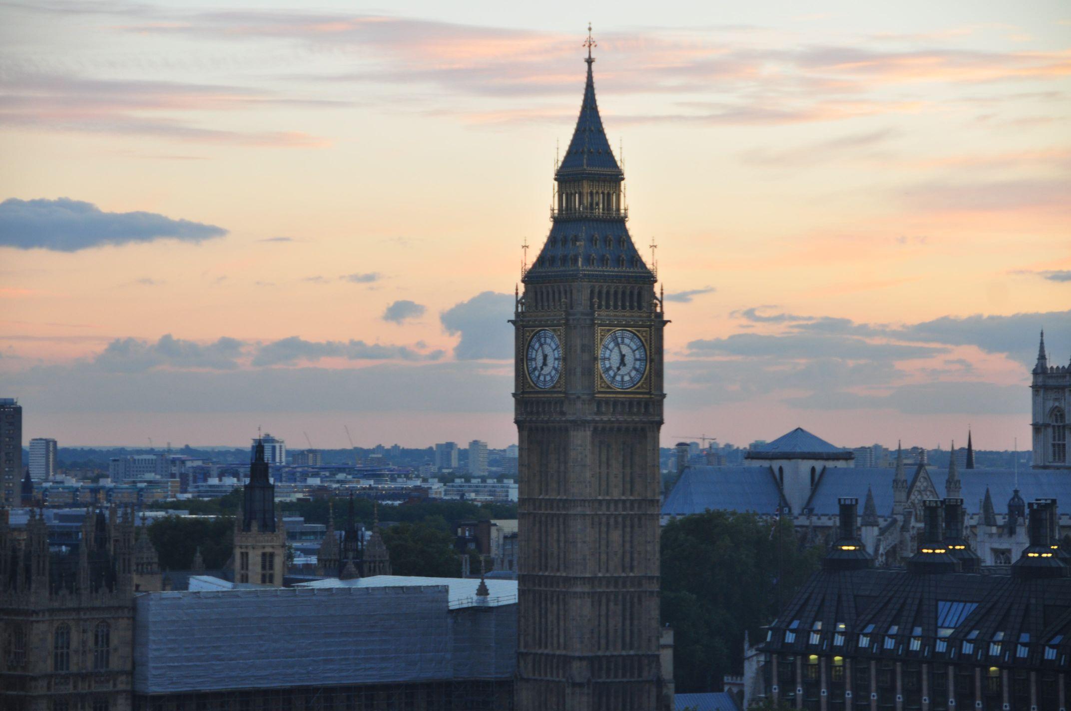 Londýn – Ryanair – 829 Kč