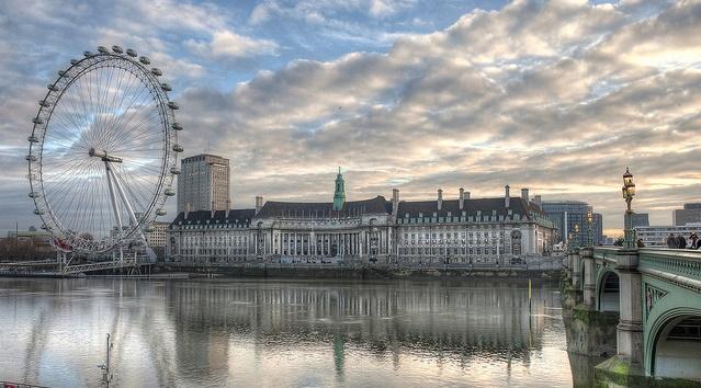 Londýn v červnu – 658 Kč