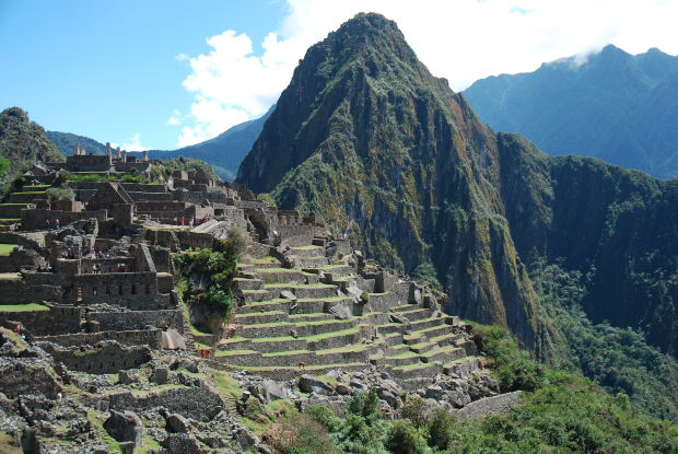 Peru – Lima – American Airlines – 10671 Kč