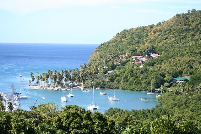 Karibik – Svatá Lucie – 11 390 Kč