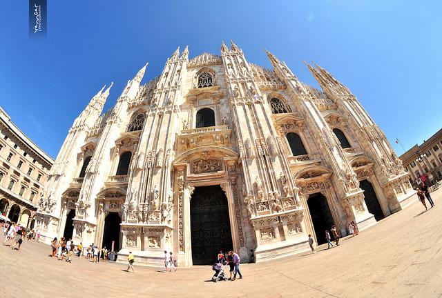 Miláno (Bergamo) – Wizzair – 558 Kč