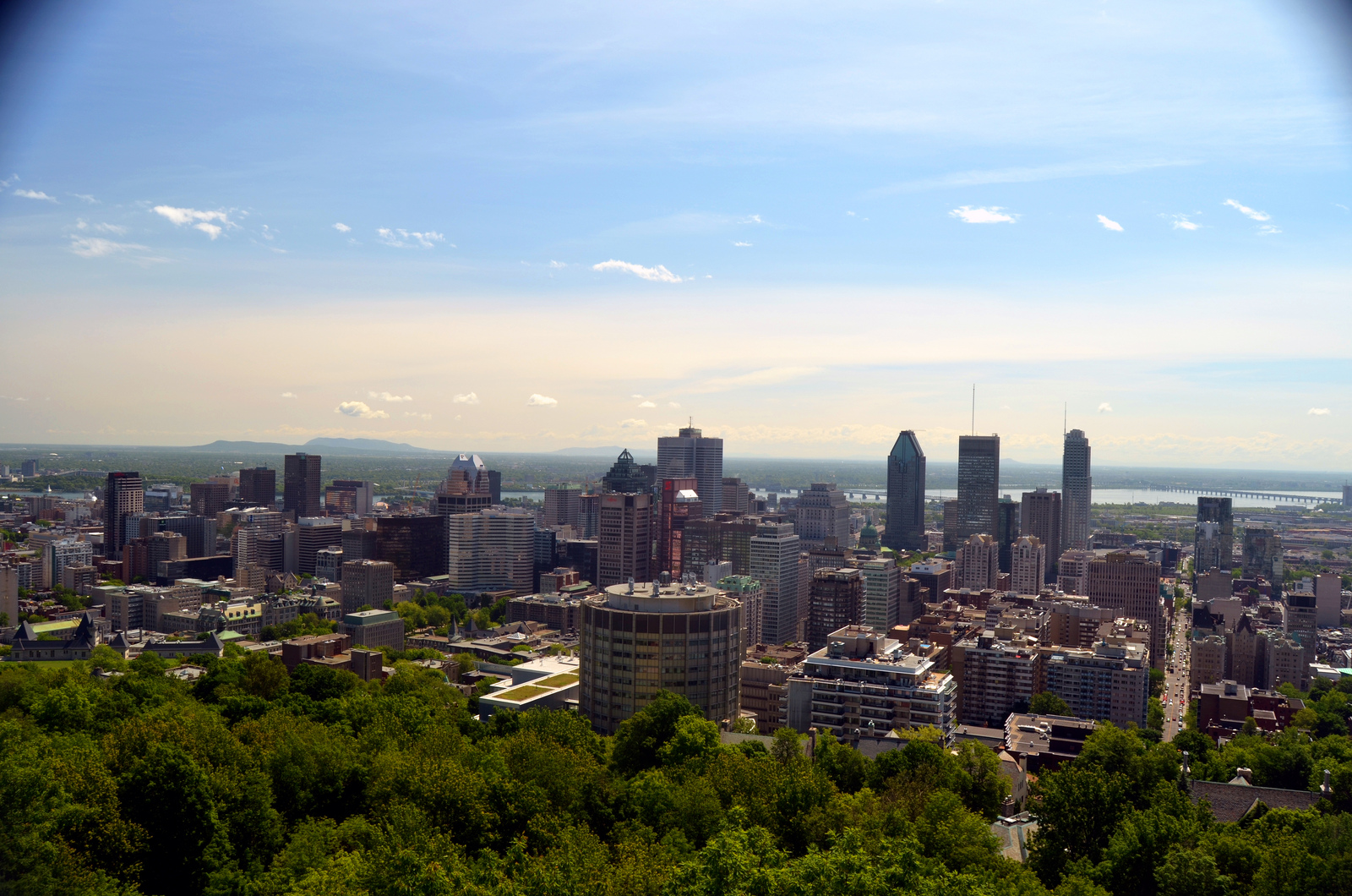 Montreal z Prahy – 9701 Kč