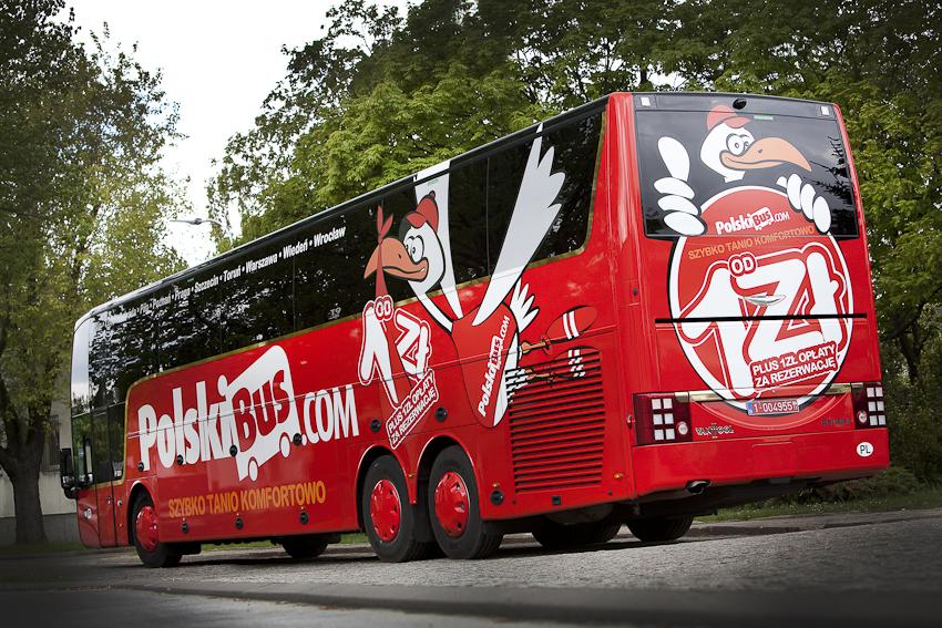 Krakow busem z Prahy či Brna