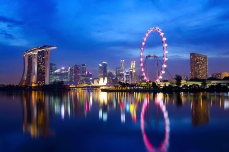 Singapur z Milána za 9817 Kč