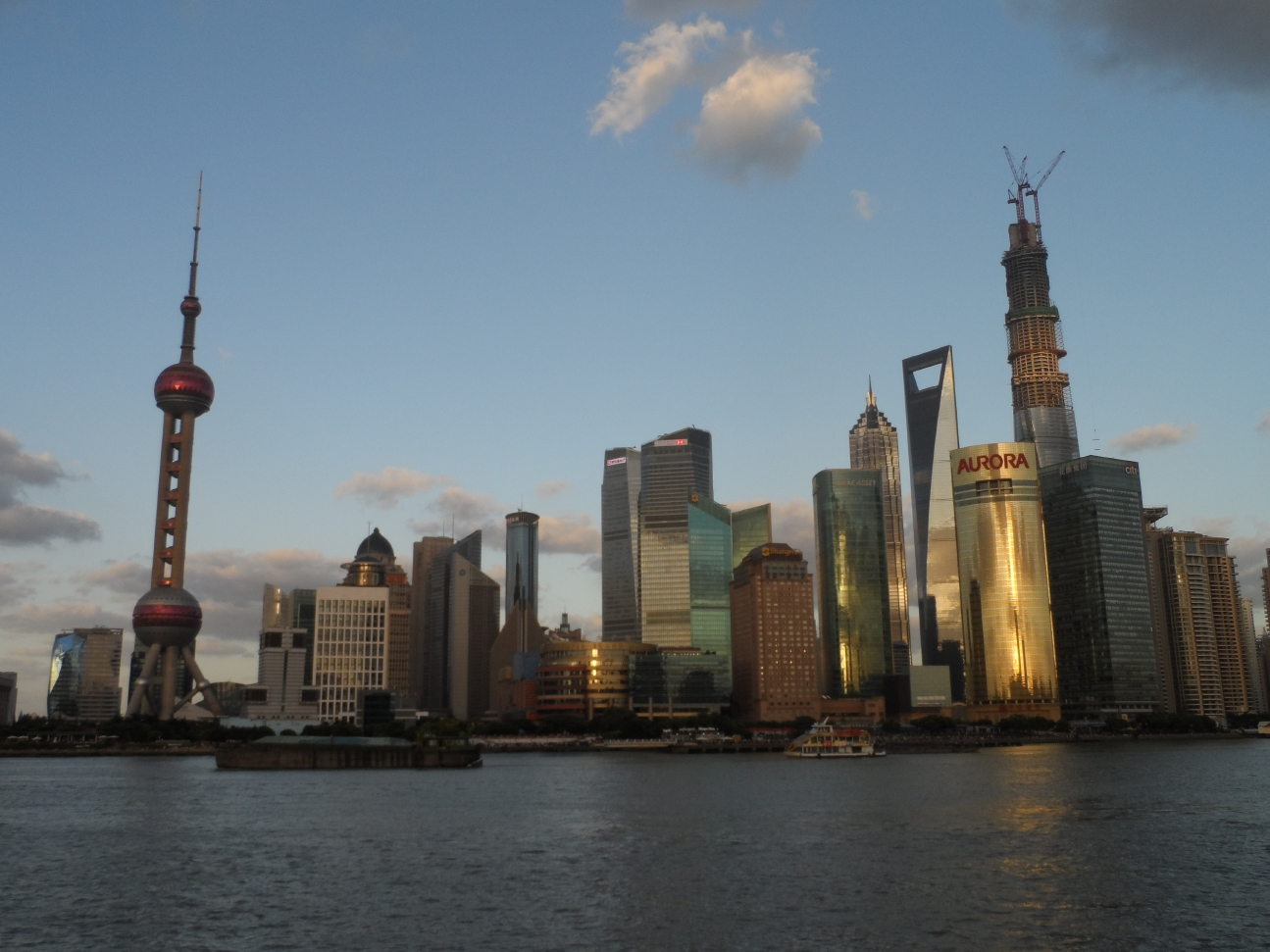Peking a Šanghaj – SAS – 6350 Kč