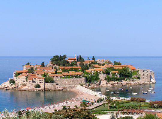 Řecko, Černá Hora a přímořská letoviska – JAT Airways