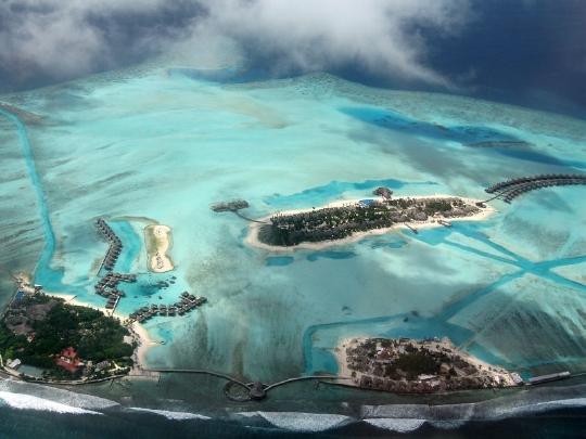 Maledivy a Srí Lanka během jedné dovolené
