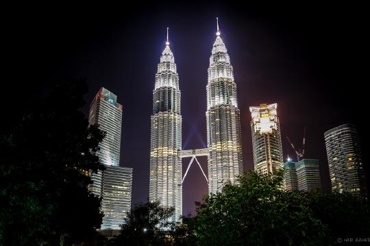 Kuala Lumpur – Malajsie – KLM – 12852 Kč