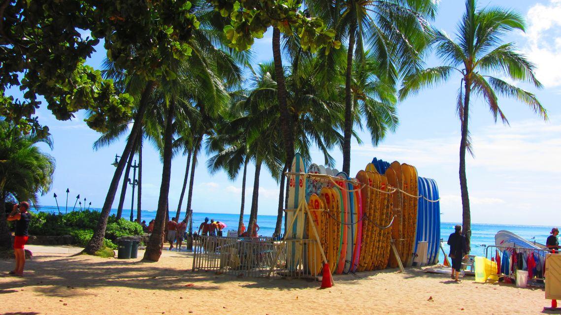 Havaj – Honolulu – 13599 Kč