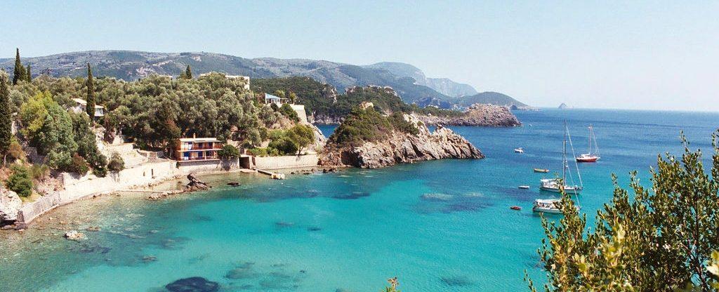 Corfu v létě – 2488 Kč