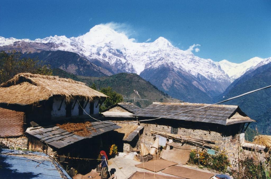 Káthmandú – Nepál – Turkish Airlines – 9990 Kč