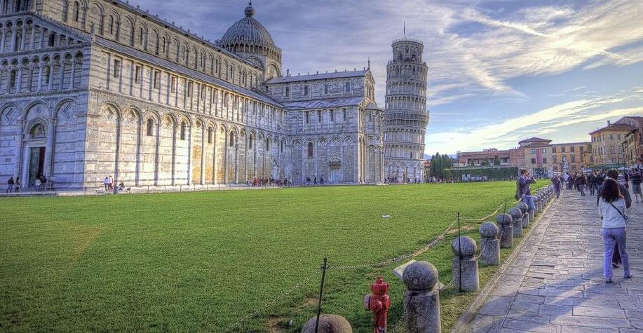 Pisa či Florencie v létě – 1589 Kč, odlet z Prahy