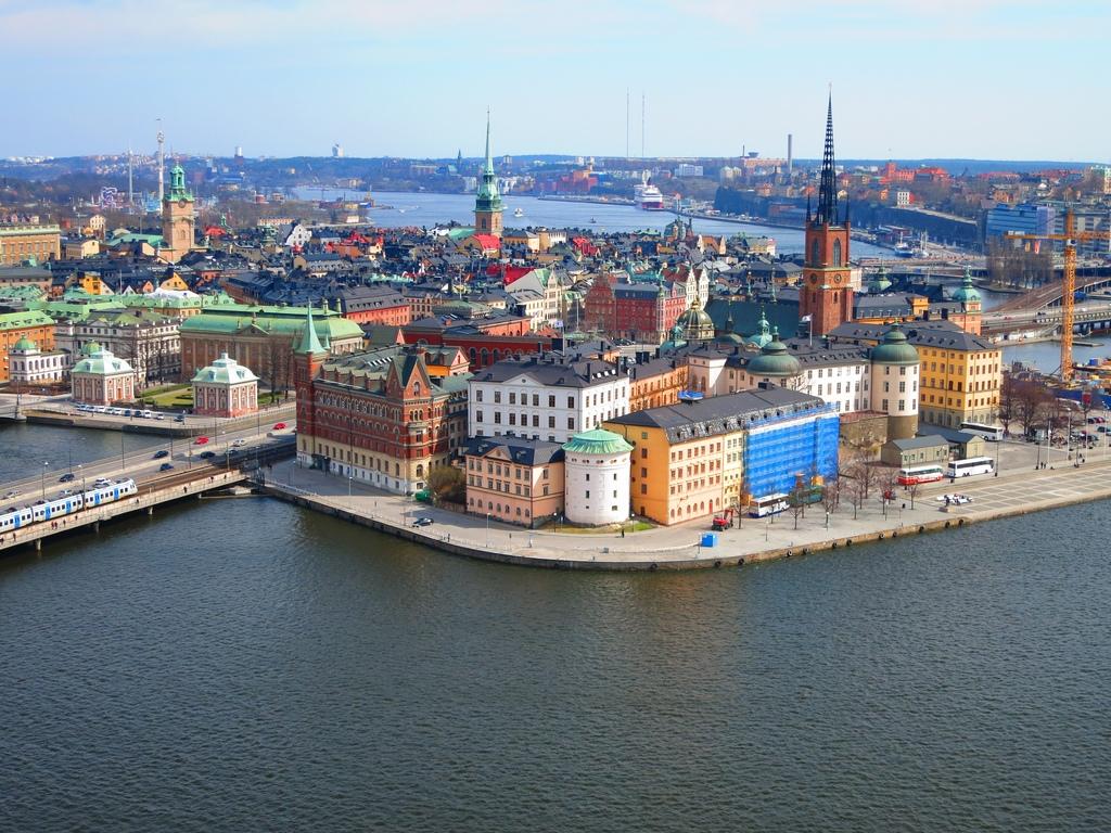 Stockholm i v létě od 550Kč!!