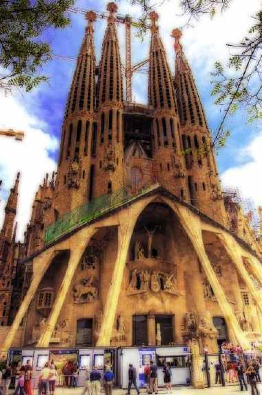 Barcelona – ČSA – 2976 Kč