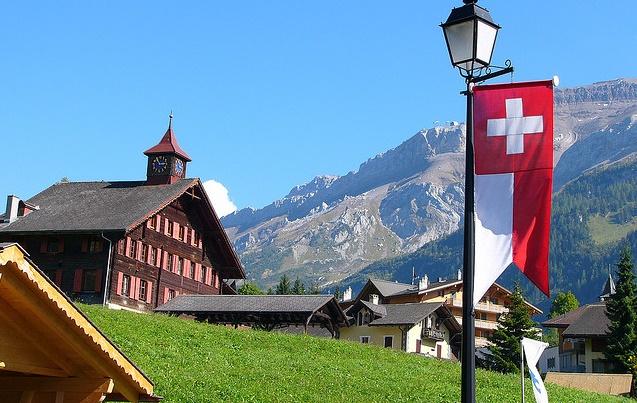 Švýcarsko – Ženeva – Swiss – 1 642 Kč, o letních prázdninách