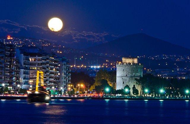 Řecko – Thessaloniki z Berlína za 1690Kč!